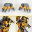 "Legacy OF Revoltech Tokusatsu Revoltech No.LR-50 ""Transformers: Dark Side of the Moon"" Bumblebee(Pre-order) thumbnail 9"