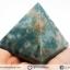 หินทรงพีระมิค- มอสอาเกต Moss Agate (176g) thumbnail 11