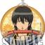 Gintama - Trading Tsunagaru Can Badge Charm 10Pack BOX(Pre-order) thumbnail 8