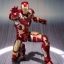 "S.H. Figuarts - Iron Man Mark.43 ""Avengers 2 Age of Ultron""(Pre-order) thumbnail 4"