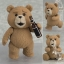 figma - Ted 2: Ted(Pre-order) thumbnail 1