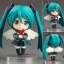 Nendoroid Co-de - Character Vocal Series 01 Miku Hatsune Red Feather Community Chest Movement 70th Anniversary Commemoration Co-de(Pre-order) thumbnail 1