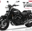 1/12 Bike No.8 Yamaha VMAX '07 Plastic Model(Pre-order) thumbnail 3