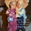 ตุ๊กตาเรซิ่นตายาย ยืนกางร่ม thumbnail 1