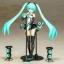 Frame Arms Girl - Frame Music Girl Hatsune Miku Plastic Model(Pre-order) thumbnail 4