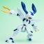Medabots DS KWG00-M Rokusho 1/6 Plastic Model(Pre-order) thumbnail 9
