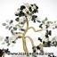 ต้นไม้มงคล หินมอสอาเกต+โกเมน+ควอตซ์ ใช้เสริมฮวงจุ้ย โต๊ะทำงาน (507g) thumbnail 7
