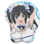 Is It Wrong to Try to Pick Up Girls in a Dungeon? - Oppai Mouse Pad: Hestia(Pre-order) thumbnail 1
