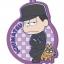 Osomatsu-san - Rubber Coaster -Hataraku Mutsugo- 7Pack BOX(Pre-order) thumbnail 5