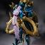 S.H. Figuarts Tamashii MIX - Monster Hunter: Jashin Kakusei Zinogre(Pre-order) thumbnail 4