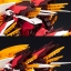ZA (ZOIDS AGGRESSIVE) 1/100 Hayate Liger Action Figure(Pre-order) thumbnail 8