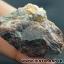 แร่โมนาไซท์ (Monazite) , แร่หายากจาก USA (44g) thumbnail 5