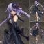 Hyperdimension Neptunia - Purple Heart Dress Ver. 1/7 Complete Figure(Pre-order) thumbnail 1