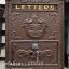 ตู้จดหมายเหล็ก สไตล์วินเทจ LETTERS แข็งแรงทนทาน thumbnail 1