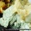 กลุ่มแร่แอนไฮไดรท์ (Anhydrite with Quartz on Calcite) (4.2kg) thumbnail 25