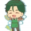 KING OF PRISM - Toji Colle Rubber Clip Badge vol.1 7Pack BOX(Pre-order) thumbnail 5