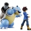G.E.M. Series - Pokemon: Gary & Blastoise Complete Figure(Pre-order) thumbnail 3