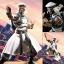 "S.H. Figuarts - Rashid ""Street Fighter V""(Pre-order) thumbnail 1"