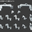 M.S.G Modeling Support Goods - Mecha Supply 07 X Armor A(Pre-order) thumbnail 7