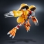"Digivolving Spirits 01 WarGreymon Kanzen Henkei Figure ""Digimon Adventure""(Pre-order) thumbnail 6"