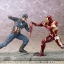 ARTFX+ - Captain America Civil War: Captain America Civil War 1/10 Easy Assembly Kit(Pre-order) thumbnail 14