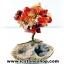 ▽ต้นไม้มงคล หินคาร์เนเลี่ยน-ฐานควอตซ์ ใช้เสริมฮวงจุ้ย โต๊ะทำงาน (150g) thumbnail 1