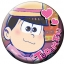 Osomatsu-san - Chara Badge Collection B 6Pack BOX(Pre-order) thumbnail 7
