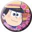 Osomatsu-san - Chara Badge Collection B 6Pack BOX(Pre-order) thumbnail 7