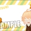 Uta no Prince-sama - Sticky Note Roll: Chibi Chara Ver. Ai, Natsuki, Syo(Pre-order) thumbnail 3