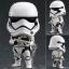 Nendoroid - Star Wars: The Force Awakens: First Order Stormtrooper(Pre-order) thumbnail 1