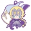 Rubber Mascot - Fate/Grand Order Design produced by Sanrio 8Pack BOX(Pre-order) thumbnail 6