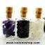 ชุดหินในขวด 9 ชนิด Clear Quartz, Amethyst, Rose Quartz, Citrine, Aventurine, Lapis Lazuli, Garnet, Tourmaline, Phantom Quartz thumbnail 5