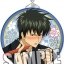 Gintama - Trading Tsunagaru Can Badge Charm 10Pack BOX(Pre-order) thumbnail 5