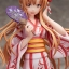 Sword Art Online II - Asuna Yuuki Yukata Ver. 1/8 Complete Figure(Pre-order) thumbnail 6