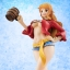 One Piece - Portrait of Pirates LIMITED Nami MUGIWARA Ver.2 KANPAI!! (Limited Preorder) thumbnail 6