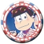 Osomatsu-san - Chara Badge Collection A 6Pack BOX(Pre-order) thumbnail 2