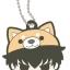 Rubber Mascot Gintama Hata-ouji no Animal Paradise 6Pack BOX(Pre-order) thumbnail 3