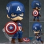 Nendoroid - The Avengers Age of Ultron: Captain America Hero's Edition(Pre-order) thumbnail 1