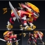 ZA (ZOIDS AGGRESSIVE) 1/100 Hayate Liger Action Figure(Pre-order) thumbnail 1
