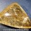 ▽=โปรโมชั่น= พลอยไหมทอง Golden Rutilated Quartz (35.50ct.) thumbnail 3