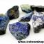 ลาพิส ลาซูลี่ Lapis Lazuli ก้อนธรรมชาติ 7 ชิ้น (107g) thumbnail 2