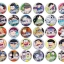es Series nino Trading Badge Collection - Osomatsu-san vol.2 30Pack BOX(Pre-order) thumbnail 1