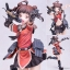 Kantai Collection -Kan Colle- Naka-chan 1/7 Complete Figure(Pre-order) thumbnail 1