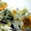 กลุ่มแร่แอนไฮไดรท์ (Anhydrite with Quartz on Calcite) (4.2kg) thumbnail 6