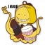 Eformed - Assassination Classroom PajaChara Rubber Strap 6Pack BOX(Pre-order) thumbnail 2