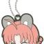 Rubber Mascot Gintama Hata-ouji no Animal Paradise 6Pack BOX(Pre-order) thumbnail 6