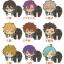 Ensemble Stars! - Nokkari Rubber Clip vol.2 9Pack BOX(Pre-order) thumbnail 1