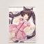 Sayori - New Illustration B2 Wall Scroll: Chocola / Pajama(Pre-order) thumbnail 1