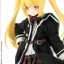 1/12 Luluna / Black Raven -The gale of the scythe. The Beginning of the End- Misty Gold Complete Doll(Pre-order) thumbnail 6