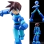 4 Inch Nel - Mega Man Legends: MegaMan Volnutt Action Figure(Pre-order) thumbnail 1